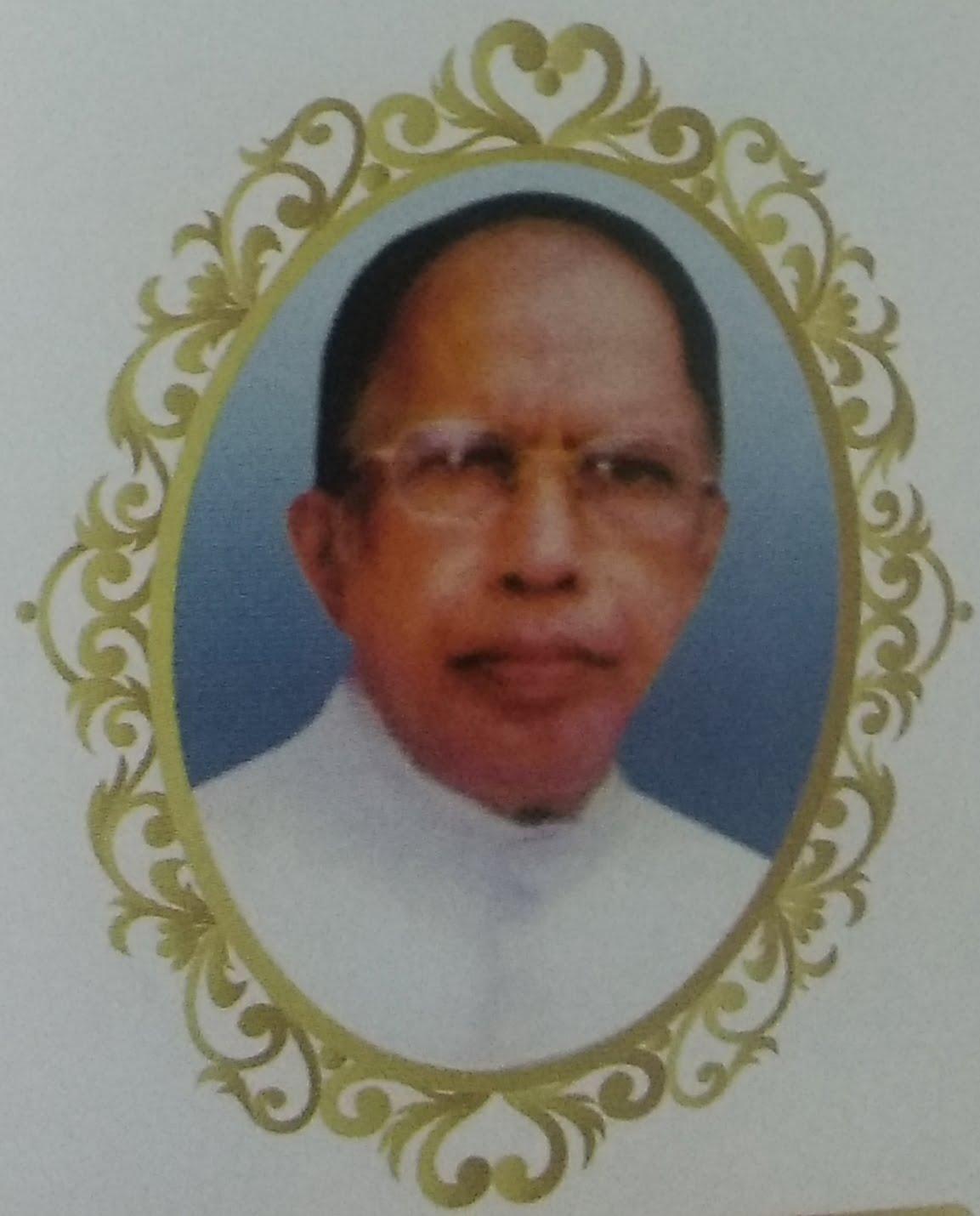 Fr. Antony Kalathiparambil