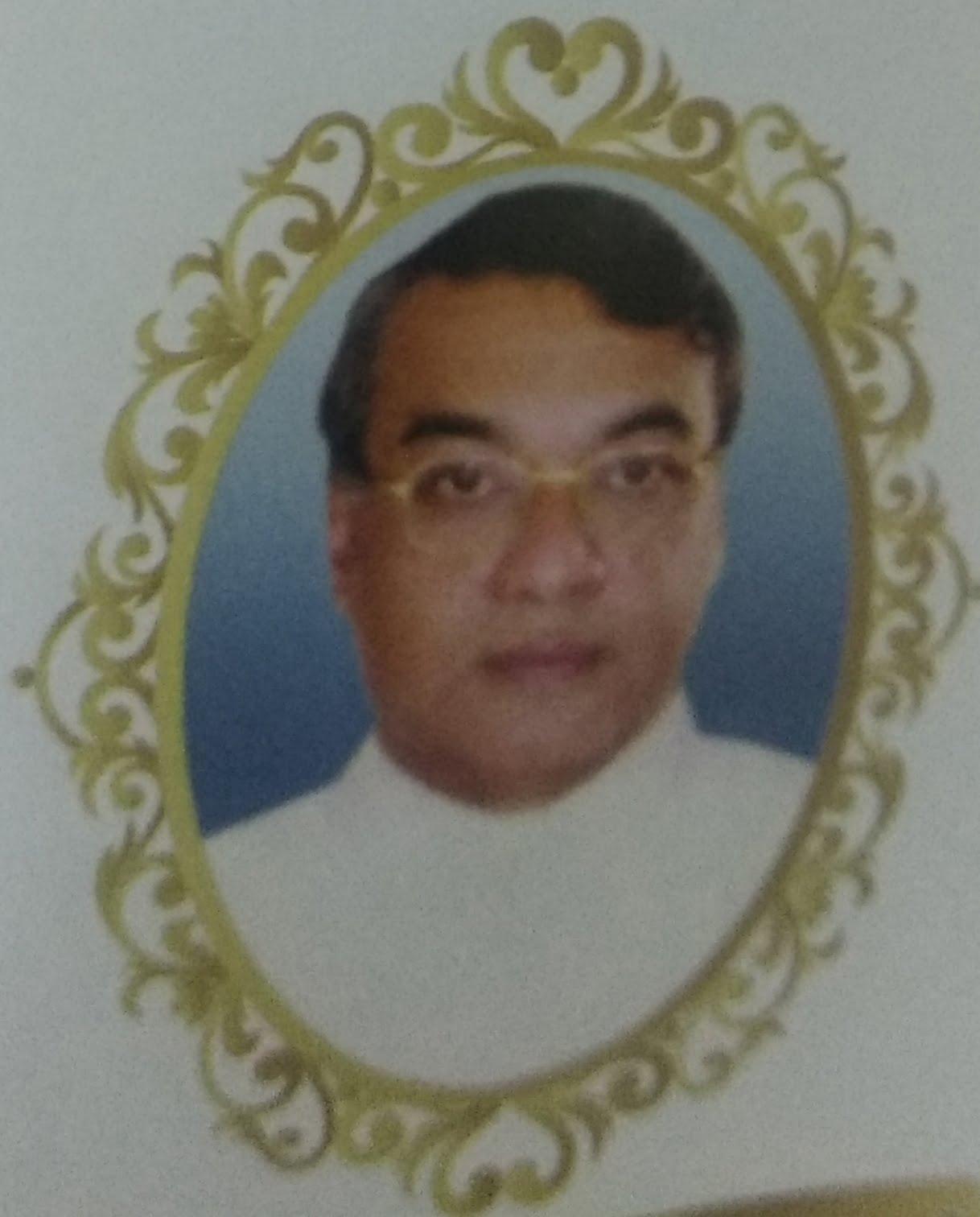 Fr. Paul Dencil Luiz