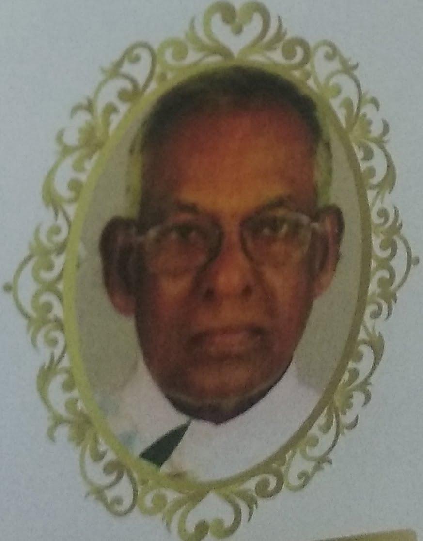 Fr. Damian Ettumathiparambil