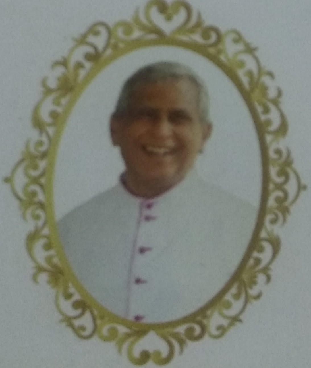 Msgr. John Bosco Panakkal